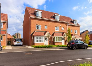 Thumbnail 4 bed end terrace house for sale in George Stephenson Boulevard, Stockton-On-Tees