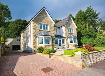 Thumbnail 5 bed detached house for sale in Long Row, Menstrie, Stirling