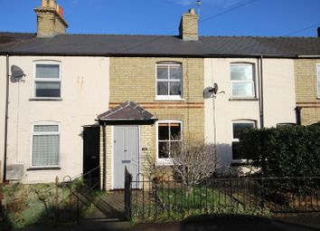 Thumbnail 2 bedroom terraced house to rent in Exning Road, Newmarket