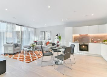 Thumbnail 2 bedroom flat for sale in Marco Polo, Royal Wharf, London