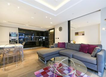 Thumbnail 3 bed flat for sale in Kensington High Street, London