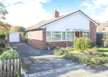 Thumbnail 3 bed bungalow for sale in Redesmere Drive, Alderley Edge, Cheshire, Uk
