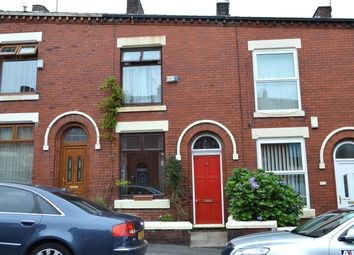 Thumbnail 2 bed terraced house for sale in Brierley Street, Hathershaw, Oldham