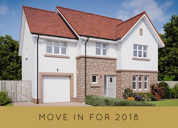 "Thumbnail 5 bed detached house for sale in ""The Darroch"" at Birdston Road, Milton Of Campsie, Glasgow"