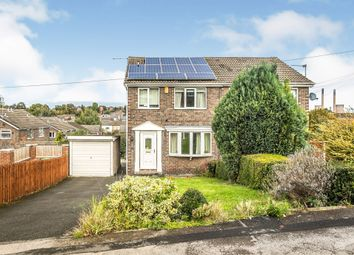 Thumbnail 3 bed semi-detached house for sale in Bexhill Close, Pontefract