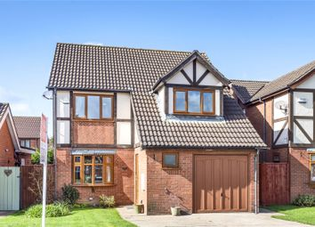 Thumbnail 4 bedroom detached house for sale in Gloria Way, Aylesby Park