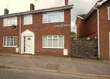 Thumbnail 3 bed end terrace house for sale in High Street, Gosberton, Spalding