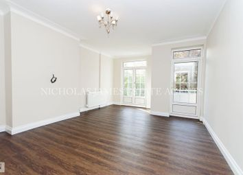 Thumbnail 3 bed flat to rent in Belmont Close, Cockfosters