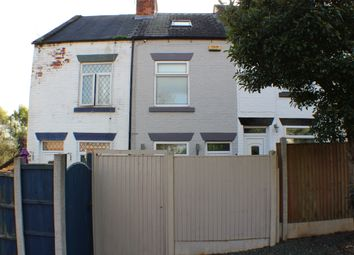 Thumbnail 2 bed terraced house to rent in Washdyke Lane, Hucknall, Nottingham
