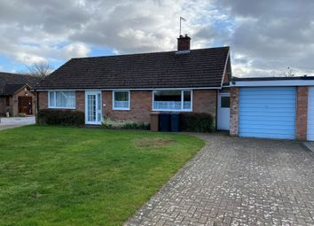 3 bed detached bungalow for sale in Rookery Way, Old Newton, Stowmarket IP14