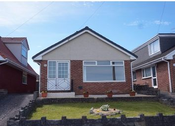 Thumbnail 3 bed detached bungalow for sale in Heol Y Grug, Morriston