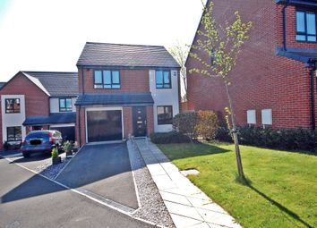 Thumbnail 3 bed detached house for sale in Wells Grove, Newton Hall, Durham