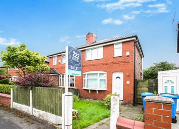Thumbnail 2 bed semi-detached house to rent in Cliftonville Road, Woolston, Warrington