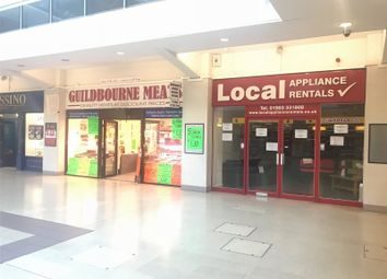 Thumbnail Retail premises to let in Unit 16 Guildbourne Shopping Centre, Worthing, West Sussex