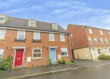 Thumbnail 3 bed town house for sale in High Main Drive, Bestwood Village, Nottingham