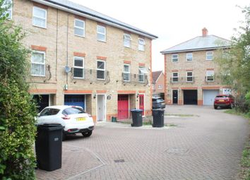 Thumbnail 4 bed town house to rent in Malkin Drive, Church Langley, Harlow
