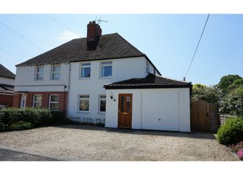 Thumbnail 3 bed semi-detached house for sale in Mill Avenue, Broadway