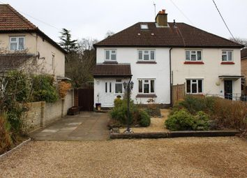 Thumbnail 4 bed semi-detached house for sale in Homeleigh Crescent, Ash Vale