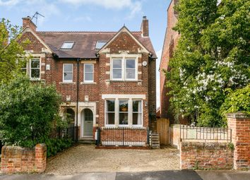 Thumbnail 5 bedroom semi-detached house for sale in Frenchay Road, Oxford