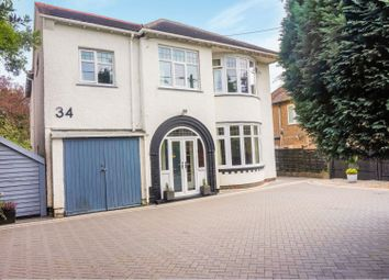 Thumbnail 5 bed detached house for sale in Booth Lane South, Northampton