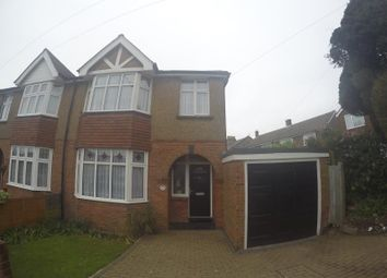 Thumbnail 3 bed property to rent in Saxon Road, Hastings