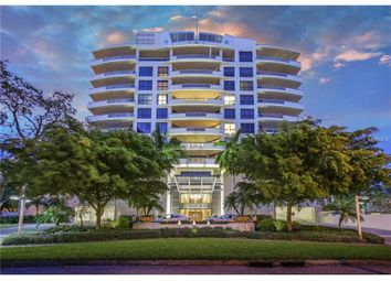 Thumbnail 3 bed town house for sale in 401 S Palm Ave #802, Sarasota, Florida, 34236, United States Of America