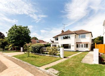 Thumbnail 4 bed detached house for sale in Kingsway, Aldwick, West Sussex