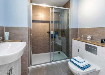 Thumbnail 2 bedroom flat for sale in London Road, Ruscombe, Twyford