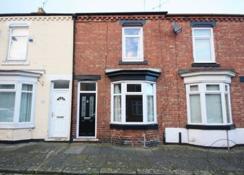 Thumbnail 2 bed terraced house to rent in Stewart Street, Darlington