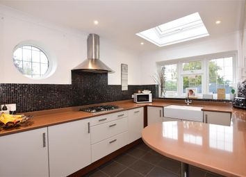 Thumbnail 4 bed detached house for sale in Lewis Road, Istead Rise, Kent