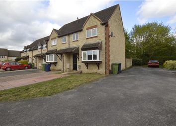 Thumbnail 3 bed end terrace house for sale in Cutsdean Close, Bishops Cleeve, Cheltenham, Gloucestershire