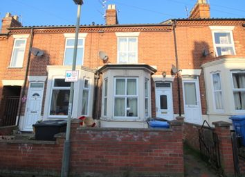 Thumbnail 2 bedroom terraced house to rent in Beaconsfield Road, Norwich