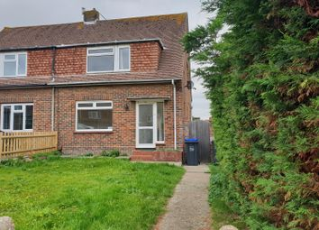 Thumbnail 3 bed semi-detached house to rent in Kings Road, Southwick, West Sussex
