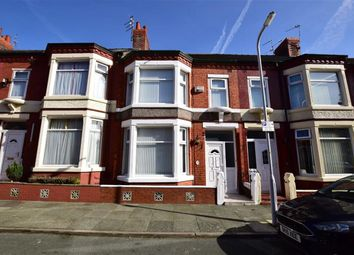 Thumbnail 3 bed terraced house for sale in Drayton Road, Wallasey, Merseyside