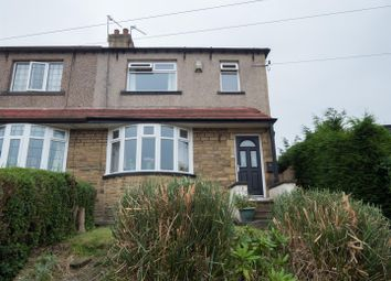 Thumbnail 3 bedroom semi-detached house for sale in Lodore Road, Bradford