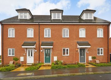 4 bed terraced house for sale in Arable Drive, Whitfield, Dover CT16