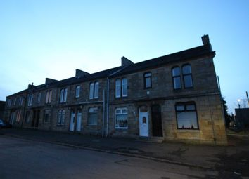 Thumbnail 1 bedroom flat for sale in Victoria Street, Larkhall, Lanarkshire