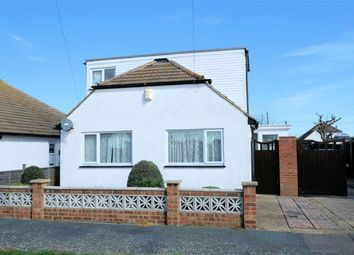Thumbnail 3 bedroom detached bungalow for sale in Russell Drive, Swalecliffe, Whitstable, Kent