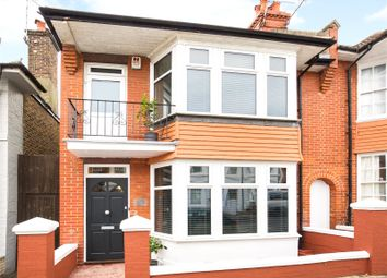 Thumbnail 3 bed semi-detached house for sale in Colbourne Road, Hove, East Sussex