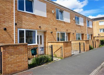 Thumbnail 2 bed terraced house for sale in Beckhampton Close, Manchester