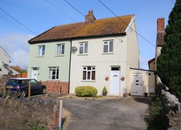 Thumbnail 2 bed semi-detached house for sale in East Street, Cannington, Bridgwater