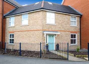 Thumbnail 4 bedroom terraced house for sale in Eastbury Way, Redhouse, Wiltshire