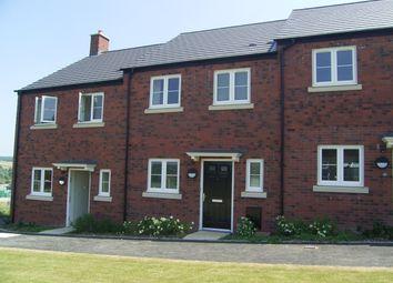 Thumbnail 3 bed terraced house for sale in Vespasian Road, St John's Park, Marlborough