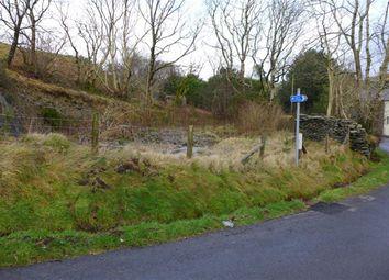 Thumbnail Land for sale in Plot Opposite Chapel House, Ystumtuen, Ceredigion