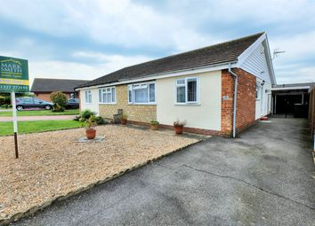 Thumbnail 2 bed semi-detached bungalow for sale in The Grange, Seasalter, Whitstable, Kent
