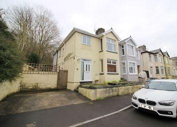 Thumbnail 4 bed semi-detached house for sale in Herbert Street, Bridgend, Bridgend.