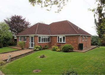 5 bed detached bungalow for sale in Bletchley Road, Milton Keynes MK17