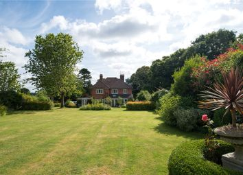Thumbnail 4 bed detached house for sale in Shelvin Lane, Wootton, Canterbury, Kent