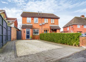 Thumbnail 2 bed semi-detached house for sale in Charles Avenue, Albrighton, Wolverhampton