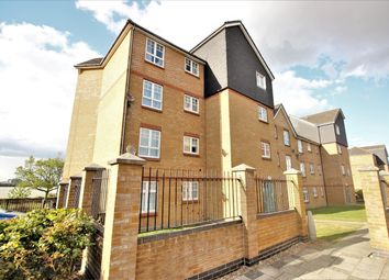 Thumbnail 2 bed flat for sale in Greenhaven Drive, Thamesmead, London